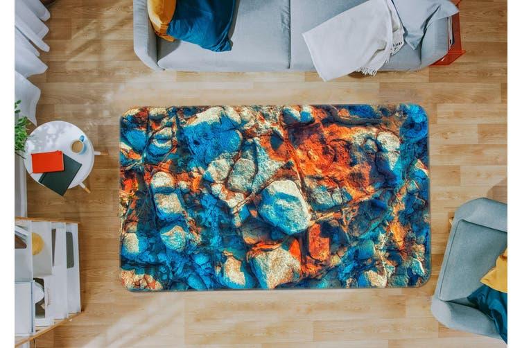 3D Pattern 35123 Non Slip Rug Mat