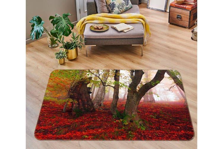 3D Wood 35109 Non Slip Rug Mat