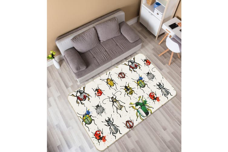 3D Insect 35051 Non Slip Rug Mat
