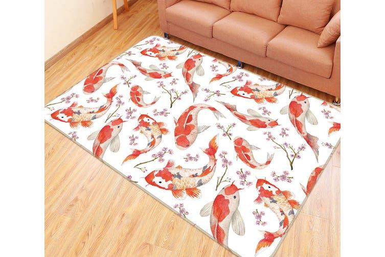 3D Goldfish 35049 Non Slip Rug Mat