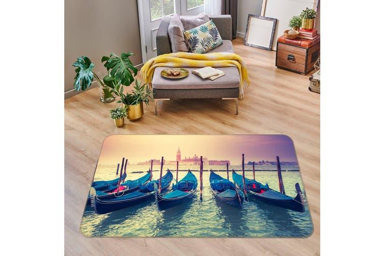 3D Boat 35029 Non Slip Rug Mat