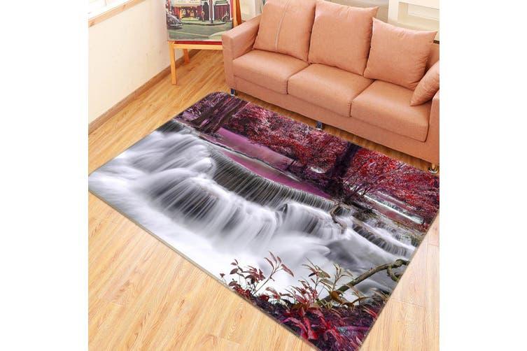 3D Waterfall 35017 Non Slip Rug Mat