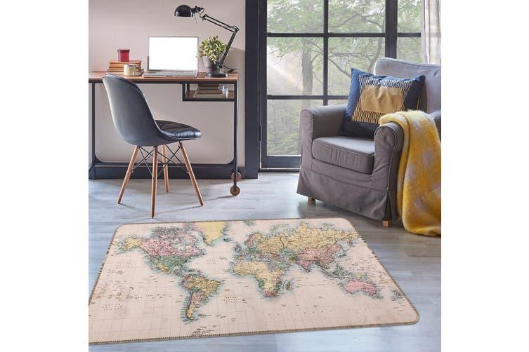 3D Map 35008 Non Slip Rug Mat