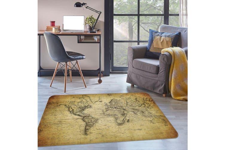 3D Map 34238 Non Slip Rug Mat