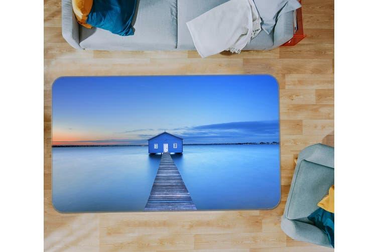 3D Bridge Gallery 34210 Non Slip Rug Mat