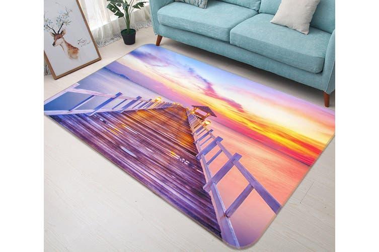 3D Bridge Gallery 34201 Non Slip Rug Mat
