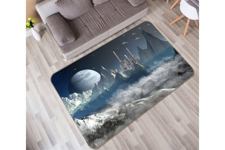 3D Planet 34197 Non Slip Rug Mat
