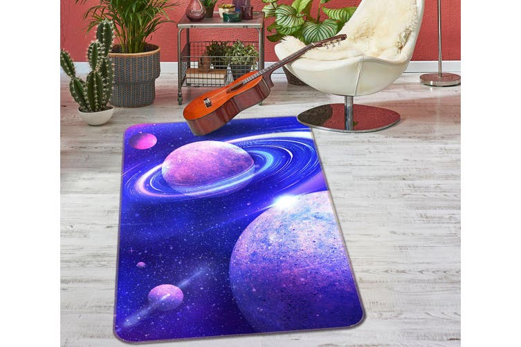 3D Planet 34185 Non Slip Rug Mat