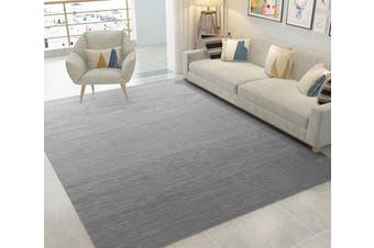 "3D Modern Gray WG035 Non Slip Rug Mat, 40cmx60cm (15.7""x23.6"")"