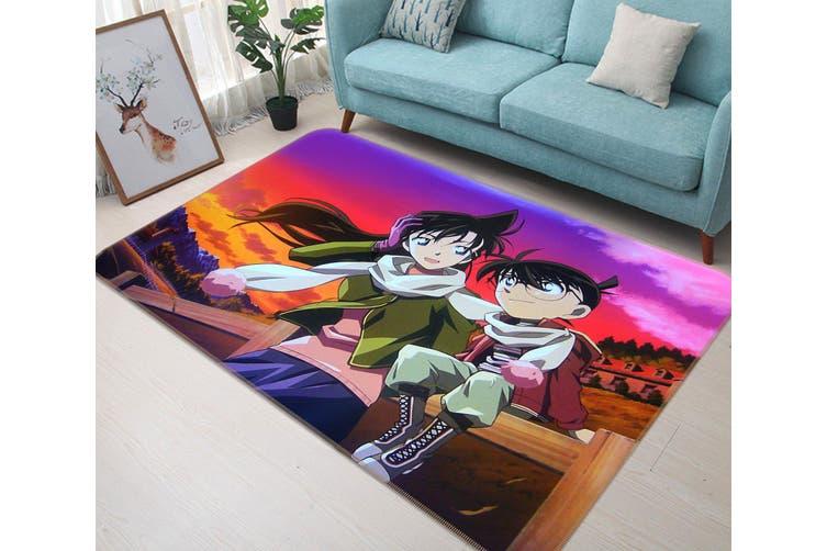 """3D Detective Cona 204 Anime Non Slip Rug Mat, 40cmx60cm (15.7""""x23.6"""")"""