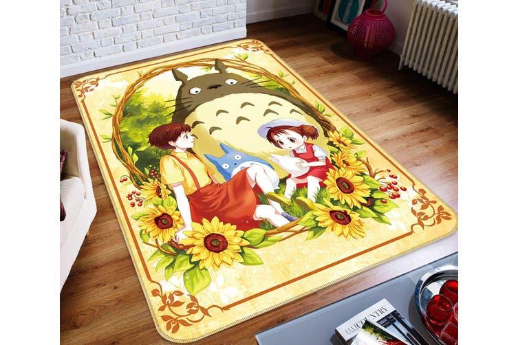 "3D My Neighbor Totoro 223 Anime Non Slip Rug Mat, 40cmx60cm (15.7""x23.6"")"