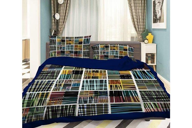 3D Brush Square 066 Bed Pillowcases Quilt Duvet Cover Bedding Set Quilt Cover Quilt Duvet Cover, King