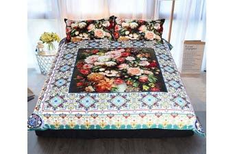 3D Oil Painting 221 Bed Pillowcases Quilt Duvet Cover Bedding Set Quilt Cover Quilt Duvet Cover, Queen