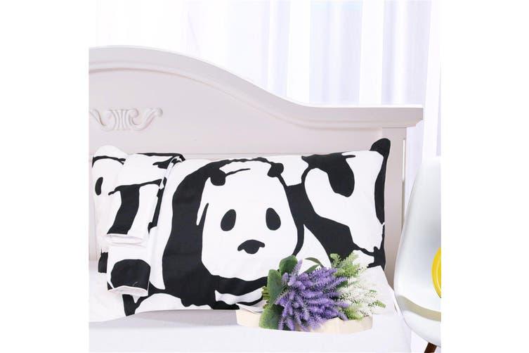 3D Little Panda 212 Bed Pillowcases Quilt Duvet Cover Bedding Set Quilt Cover Quilt Duvet Cover, King