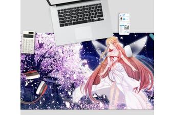 3D Sword Art Online 331 Anime Desk Mat, W60cmxH30cm(24''x12'')