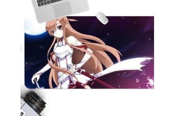 3D Sword Art Online 321 Anime Desk Mat, W80cmxH40cm(21''x16'')