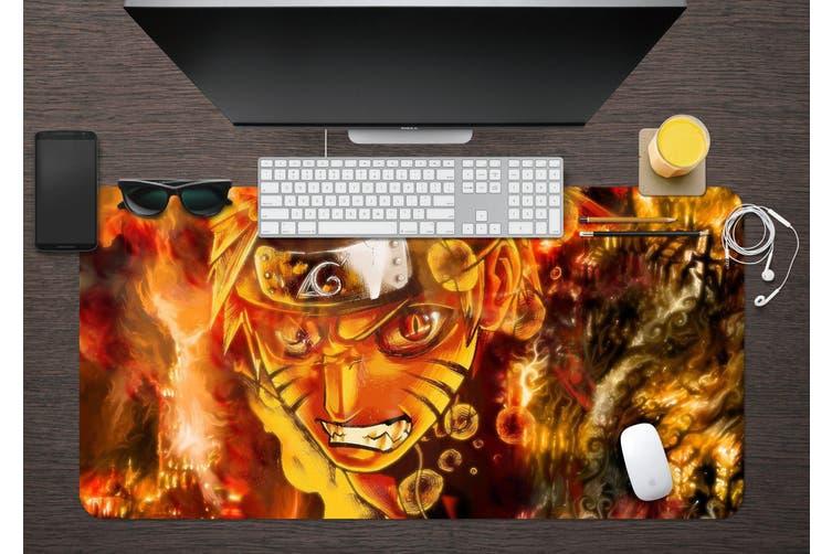 3D Naruto 317 Anime Desk Mat, W80cmxH40cm(21''x16'')