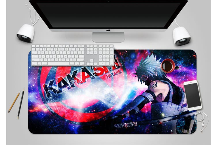 3D Naruto 315 Anime Desk Mat, W60cmxH30cm(24''x12'')