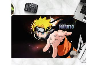 3D Naruto 313 Anime Desk Mat, W90cmxH40cm(35''x18'')