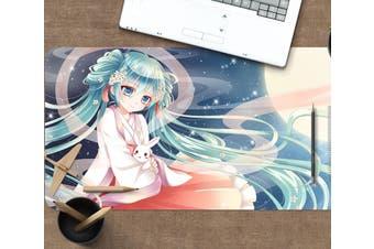 3D Hatsune Miku 269 Anime Desk Mat, W120cmxH60cm(47''x24'')