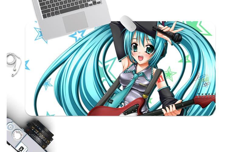 3D Hatsune Miku 231 Anime Desk Mat, W120cmxH60cm(47''x24'')