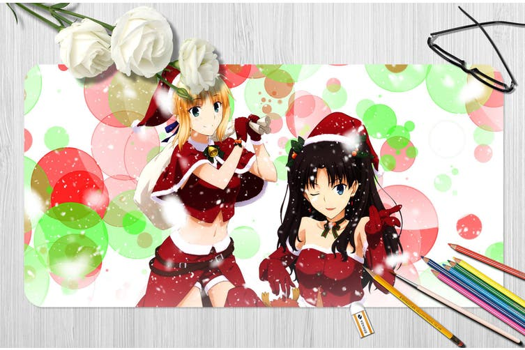 3D Fate Stay Night 226 Anime Desk Mat, W120cmxH60cm(47''x24'')