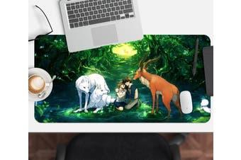 3D Princess Mononoke 529 Anime Desk Mat