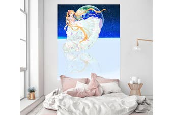 3D Sailor Moon 367 Anime Wall Stickers