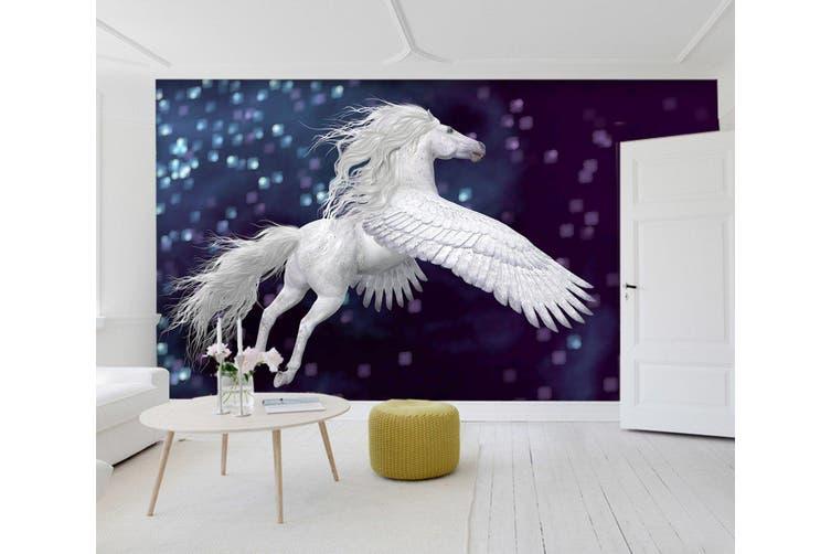 3D Wing Unicorn 198 Self-adhesive Vinyl, XL 208cm x 146cm (WxH)(82''x58'')