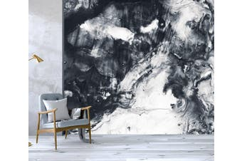 3D Black & White Abstract 285 Wall Murals Wallpaper Murals Woven paper (need glue), XXL 312cm x 219cm (WxH)(123''x87'')