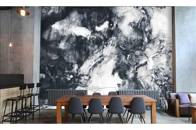 3D Black & White Abstract 285 Wall Murals Wallpaper Murals Woven paper (need glue), XXXL 416cm x 254cm (WxH)(164''x100'')