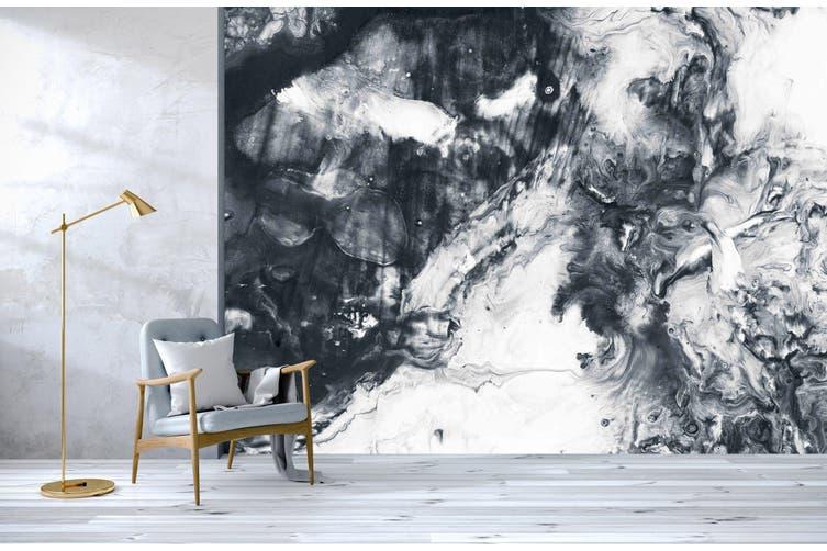 3D Black & White Abstract 285 Wall Murals Wallpaper Murals Self-adhesive Vinyl, XXXL 416cm x 254cm (WxH)(164''x100'')
