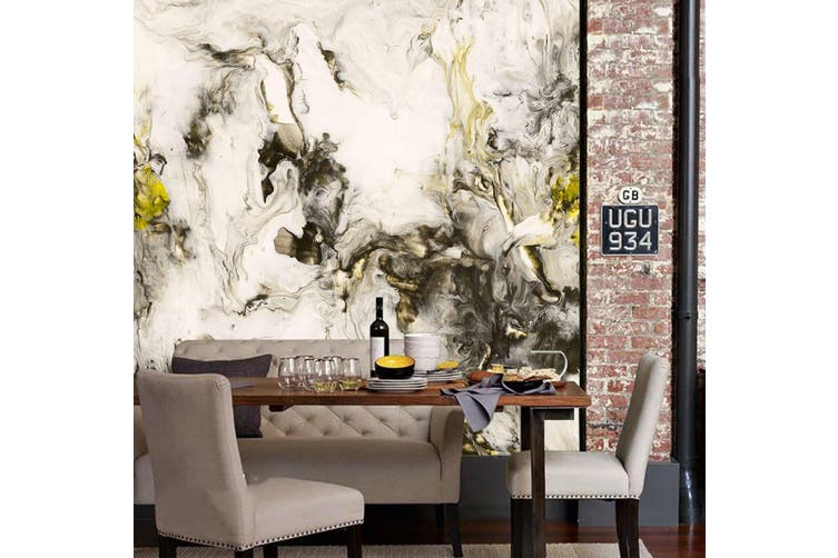 3D Abstract Ink 253 Wall Murals Wallpaper Murals Woven paper (need glue), XL 208cm x 146cm (WxH)(82''x58'')
