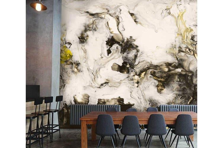 3D Abstract Ink 253 Wall Murals Wallpaper Murals Self-adhesive Vinyl, XXXXL 520cm x 290cm (WxH)(205''x114'')