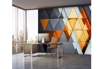 3D Business Office 45 Wall Murals Wallpaper Murals Self-adhesive Vinyl, XL 208cm x 146cm (WxH)(82''x58'')