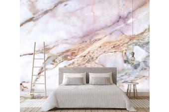 3D Light Marbling Texture 025 Wall Murals Wallpaper Murals Woven paper (need glue), XXL 312cm x 219cm (WxH)(123''x87'')