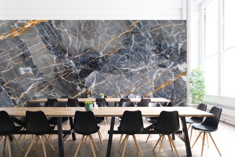 3D Marble Texture 042 Wall Murals Wallpaper Murals Woven paper (need glue), XXXL 416cm x 254cm (WxH)(164''x100'')