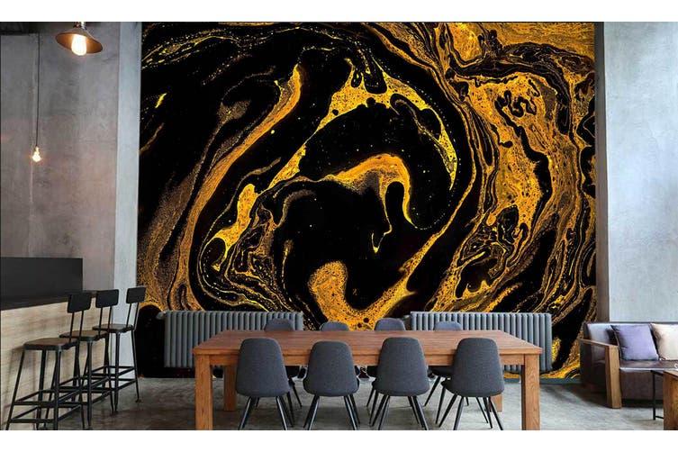 3D Unique Abstract Art 062 Wall Murals Wallpaper Murals Woven paper (need glue), XXXL 416cm x 254cm (WxH)(164''x100'')
