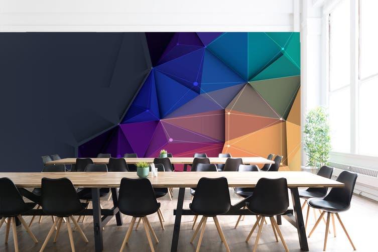 3D Business Office 022 Wall Murals Wallpaper Murals Self-adhesive Vinyl, XL 208cm x 146cm (WxH)(82''x58'')