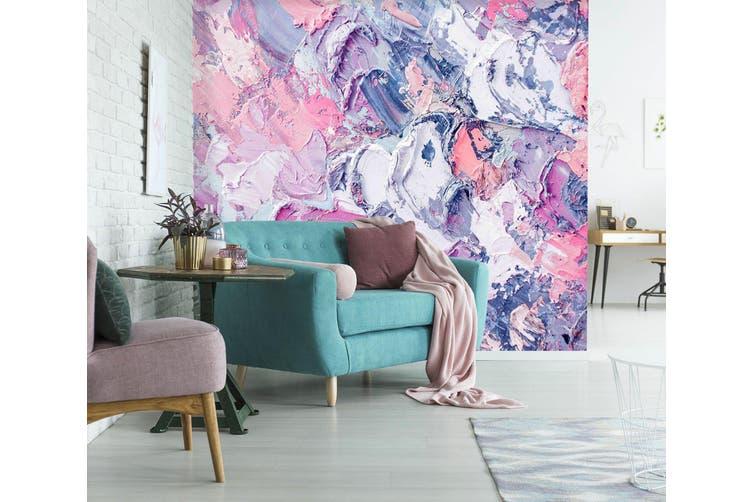 3D Abstract Art Paint 048 Wall Murals Wallpaper Murals Self-adhesive Vinyl, XL 208cm x 146cm (WxH)(82''x58'')