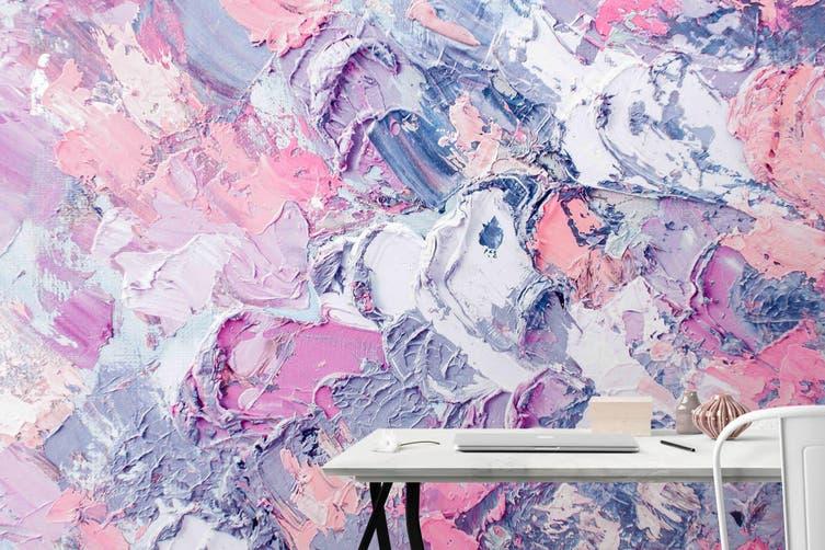 3D Abstract Art Paint 048 Wall Murals Wallpaper Murals Self-adhesive Vinyl, XXL 312cm x 219cm (WxH)(123''x87'')