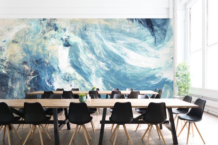 3D Icy Clouds 088 Wall Murals Wallpaper Murals Woven paper (need glue), XXXXL 520cm x 290cm (WxH)(205''x114'')