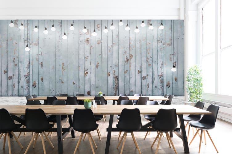 3D Wood Texture 041 Wall Murals Wallpaper Murals Woven paper (need glue), XL 208cm x 146cm (WxH)(82''x58'')