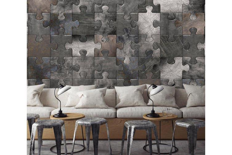 3D Pattern Puzzle 0521 Wall Murals Wallpaper Murals Self-adhesive Vinyl, XL 208cm x 146cm (WxH)(82''x58'')