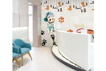 3D Dog Pendant 323 Wall Murals Wallpaper Murals Woven paper (need glue), XXXXL 520cm x 290cm (WxH)(205''x114'')
