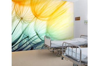 3D Beautiful Dandelion 313 Wall Murals Wallpaper Murals Woven paper (need glue), XXXL 416cm x 254cm (WxH)(164''x100'')