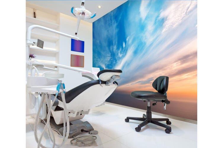 3D Beautiful Blue Sky 306 Wall Murals Wallpaper Murals Self-adhesive Vinyl, XL 208cm x 146cm (WxH)(82''x58'')