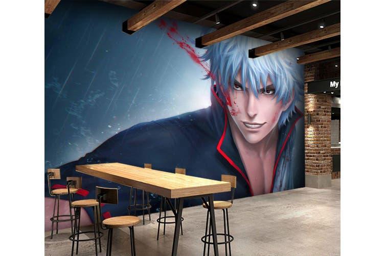 3D GinTama 752 Anime Wall Murals Self-adhesive Vinyl, XXXL 416cm x 254cm (WxH)(164''x100'')