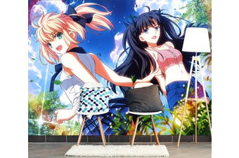 3D Fate Stay Night 737 Anime Wall Murals Self-adhesive Vinyl, XXXL 416cm x 254cm (WxH)(164''x100'')