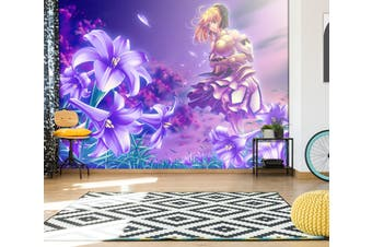3D Fate Stay Night 713 Anime Wall Murals Woven paper (need glue), XL 208cm x 146cm (WxH)(82''x58'')